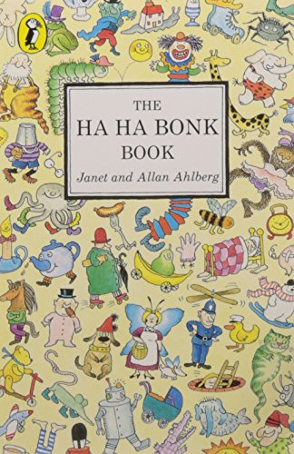 The Ha Ha Bonk Book (Young Puffin Books)