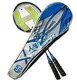 #6: Suvesa Harley Badminton Racket (Set of 2)