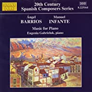 Barrios / Infante: Piano Music