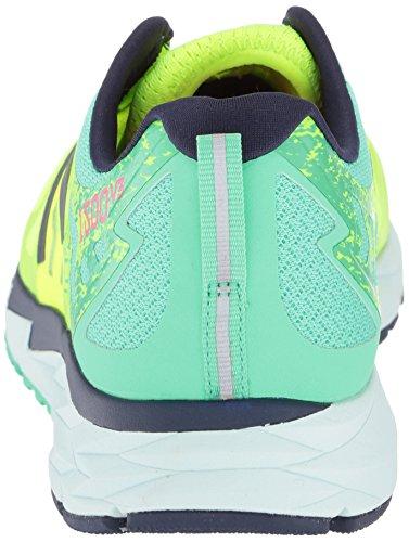 New Balance Damen 1500v3 Leichtathletikschuhe Lime Glo/Vivid Jade