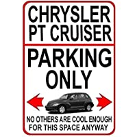 LynnYo22 Chrysler PT Cruiser - Placa metálica para Aparcamiento (30,5 x 45,