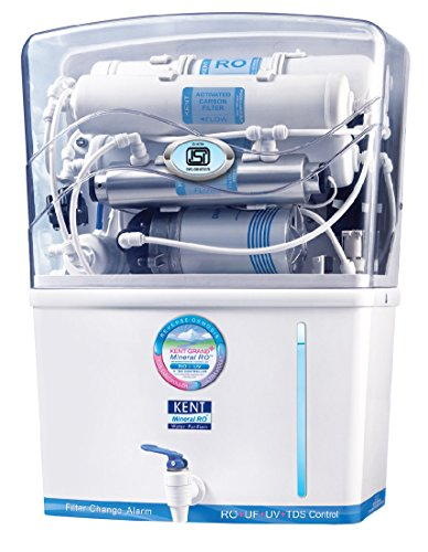 Kent Grand Plus 8-Litre Mineral RO+UV Water Purifier
