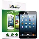 CUBE ACCESSORY Pack de 3 Film De Protection D'écran Pour Apple iPad mini / iPad mini 2 / iPad mini 3 Anti-Reflet