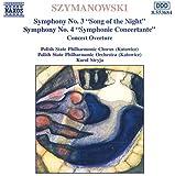 Szymanowski Sinfonien 3 und 4 Stryja