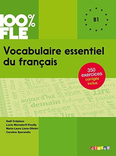Vocabulaire essentiel du français niv. B1 - Ebook (Vocabulaire ...