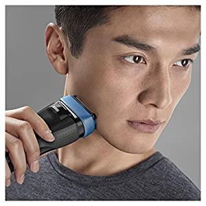 Braun CT2s CoolTec Men's Shaver, Black