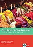 Con piacere A1 Vokabeltrainer: Vokabelheft + 2 Audio-CDs + CD-ROM