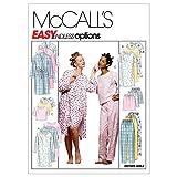 McCalls MC 2476 Z(XL XXL) Schnittmuster zum Nähen, Elegant, Extravagant, Modisch