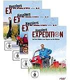 Kesslers Expedition Paket - Die Expeditionen 1 - 10 auf insgesamt 14 DVD`s Michael Kessler