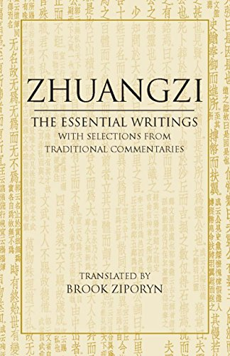 Zhuangzi - The Essential Texts: With Translations from Traditional Commentaries