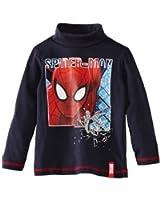 Marvel Spiderman Turtleneck Sweater Grey, Blue or Blue Sizes 98 / 104 / 116, 128