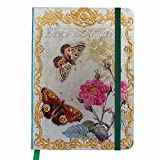 Tootpado Rose and Butterfly Journals and...