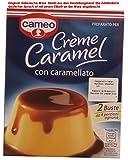 Cameo Creme Caramel 6 x 200g = 1200g Creme Karamel Vanillepudding mit Karemellsoße