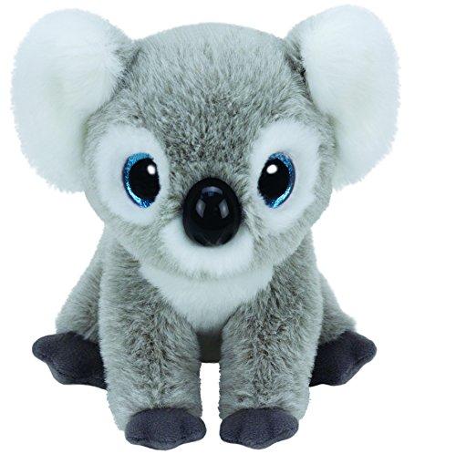 Beanie Babies T90235 - Peluche Kookoo, 28 cm