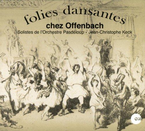 Folies dansantes chez Offenbach