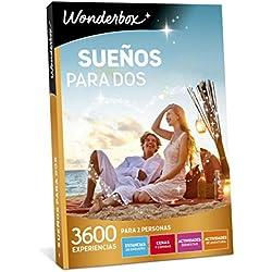 WONDERBOX Caja Regalo -SUEÑOS para Dos- 3.600 experiencias para Dos Personas