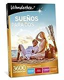 WONDERBOX Caja Regalo -SUEÑOS para Dos- 3.600 experiencias para
