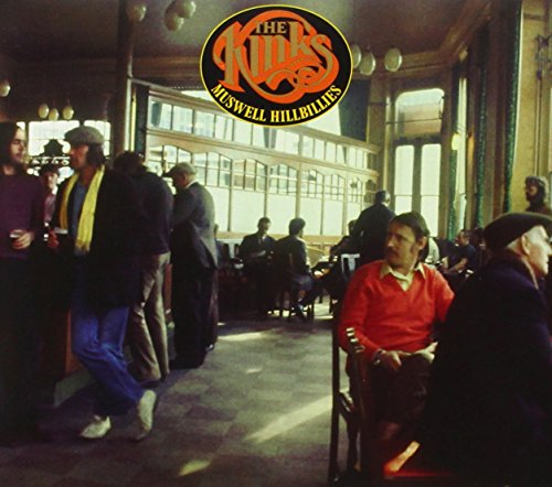 Kinks: Muswell Hillbillies [Legacy] (Audio CD)