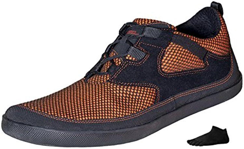 Sole Runner Pure 3   SET   Unisex Barfußschuh im SET mit einem Paar Zehensocken und Winter Einlegesohlen