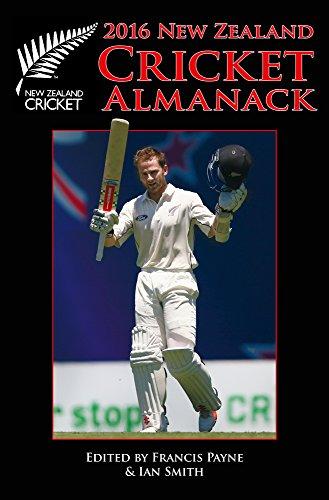 New Zealand Cricket Almanack 2016 por Francis Payne