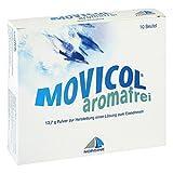 Movicol aromafrei Plv.z.her.e.lsg.z.einnehmen Mp 10 stk