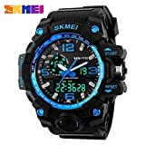 Best Orologi SKMEI Man - CamKpell Skmei 1155 Fashion Men Sports Watch Luminoso Review