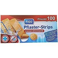 40 x 100= 4000 Pflaster Strips wasserabweisend in 4 verschiedenen Größen Heftpflaster Pflasterbox preisvergleich bei billige-tabletten.eu