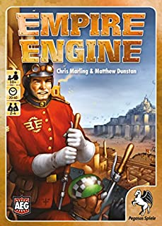 Pegasus Spiele 18312G - Empire Engine (B00TB8RKDW) | Amazon Products