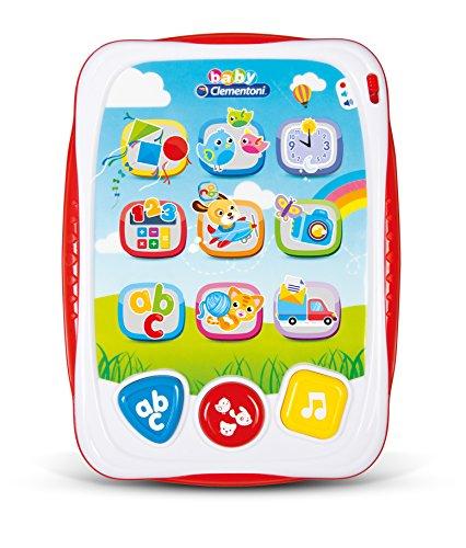 Preisvergleich Produktbild Clementoni–52265–Die farbiges Tablett des Babys