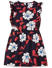 Amazon Brand - Jam & Honey Girls' Skater Knee-Long Dress