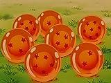 Anime Bild - 7 Dragonballs kaufen - Dragonballs kaufen für Cosplay Kostüm - Manga Anime Set Son-Goku - Vegeta - Shenlong Kugeln kaufen