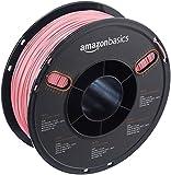 AmazonBasics - Filamento in PETG per stampanti 3D, 1,75mm, Rosa, Bobina da 1 kg