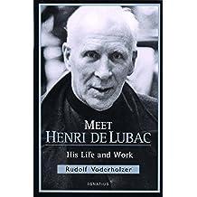 Meet Henri de Lubac