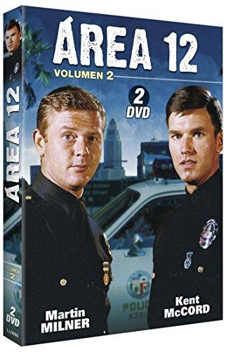 Área 12 – Volumen 2 [DVD] 513qJKlL01L