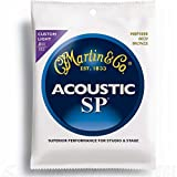 Best Guitar Strings - Martin SP 80/20 Acoustic Guitar Strings - Bronze Review