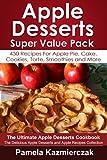 Best Cookies Cookbooks - Apple Desserts Super Value Pack – 450 Recipes Review