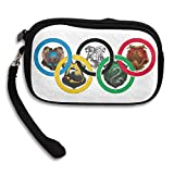 Launge Harry Potter Meets The Olympics Coin Purse Wallet Handbag