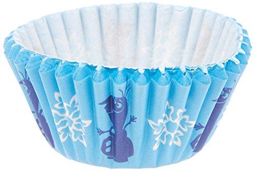 Wilton Disney Frozen Olaf Mini-Backförmchen, 100 Stück