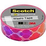 Scotch C314-P19 - Expression tapes, 15 x 10m, color baldosa rosa