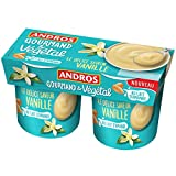 ANDROS Dessert Vanille AND 2 x 120 g
