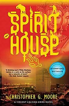 Spirit House (The Vincent Calvino Novels Book 1) (English Edition)