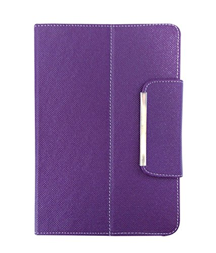 Fastway Tablet Book Cover For Xiaomi Mi Pad 7.9 Android Tablet-Purple