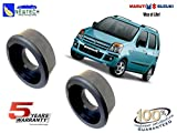 #8: Maruti Old Wagon R Ground Clearance Kit (Rear Suspension) Set of 2 Pcs