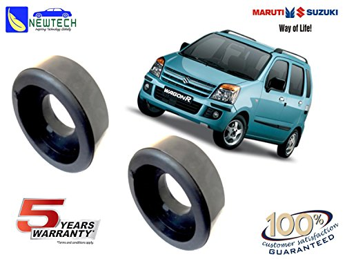 maruti old wagon-r ground clearance kit (for rear) set of 2 pcs, [front no require] MARUTI OLD WAGON-R GROUND CLEARANCE KIT (for Rear) Set of 2 Pcs, [FRONT no Require] 513qN0kHLjL