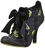 Irregular Choice Abigail's Third Party, Bottines Femme, Noir (Black/Pewter CC), 37 EU