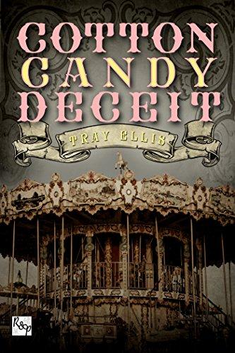 cotton-candy-deceit-a-circus-art-book-1-english-edition