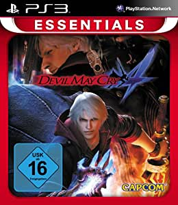 Devil May Cry 4 [Essentials] - [PlayStation 3]