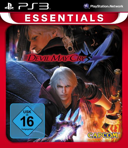 Devil May Cry 4 [Essentials] - [PlayStation 3] (3 Cry Devil May)