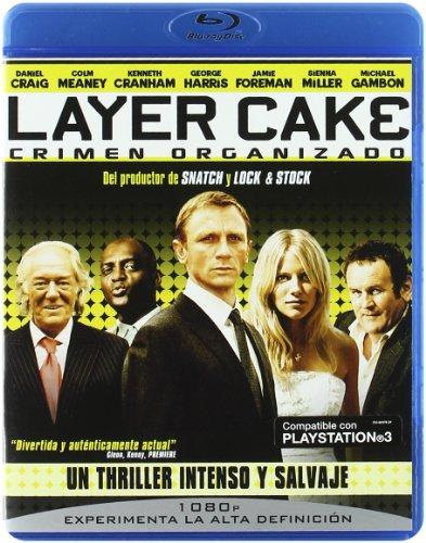 #Película Layer Cake Crimen Organizado por sólo 5,72€