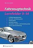 Image de Fahrzeugtechnik / Ausgabe nach Lernfeldern: Fahrzeugtechnik: Lernfelder 9-14: Schülerband